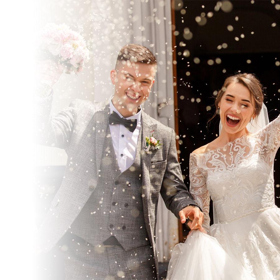 Des photos de mariage inoubliables