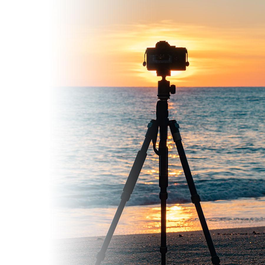 Les avantages des photos prises à l'aide d'un trépied