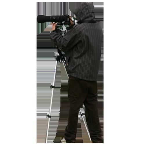 Protéger son appareil photo en cas de mauvais temps