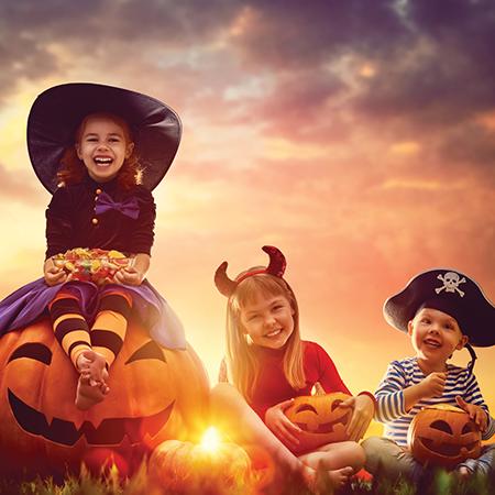 Réussir ses photos d'Halloween