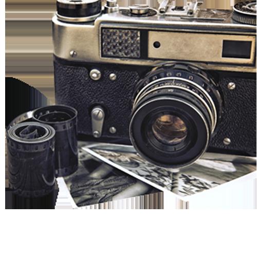 Donnez une allure rétro à vos photos