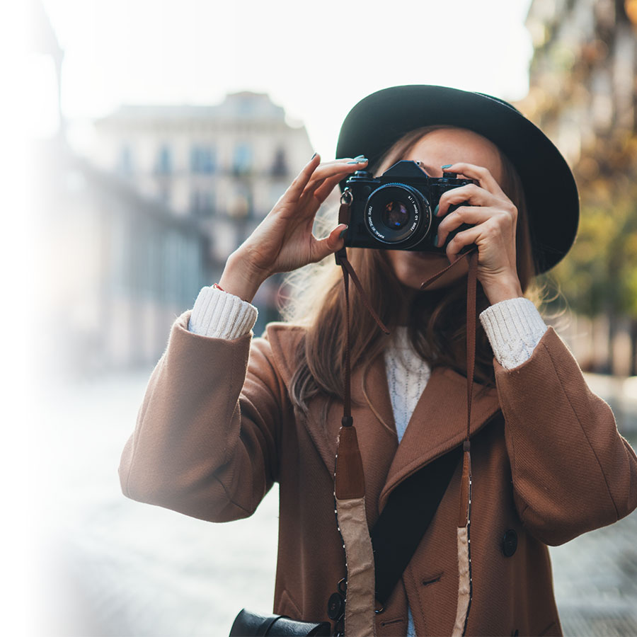 Five great tips for improving your photo skills