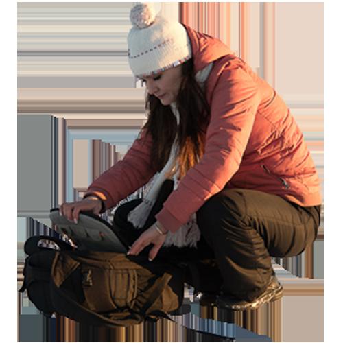 Transporter et protéger son appareil photo par temps froid