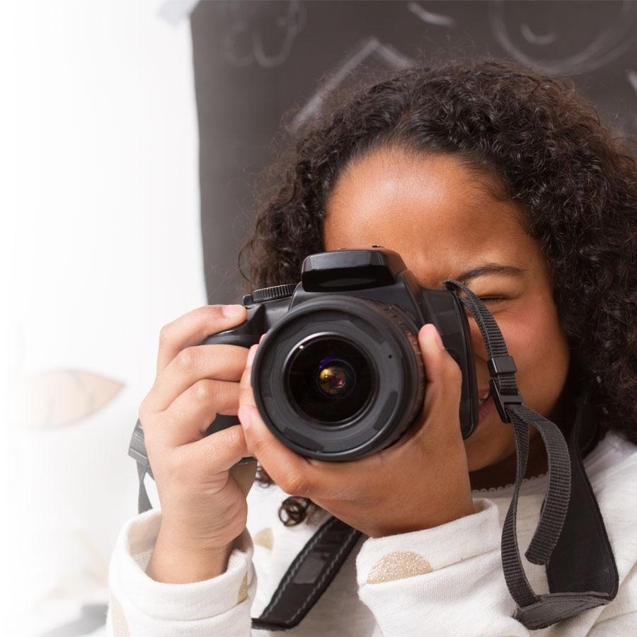 Kid-Friendly Cameras