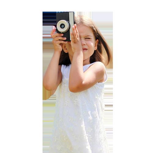 Choisir un appareil photo pour les enfants