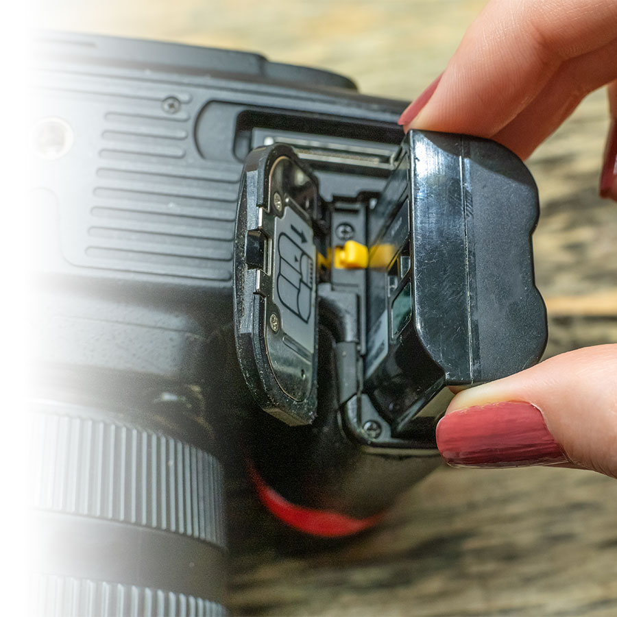 Choosing and Caring for Your Camera's Batteries