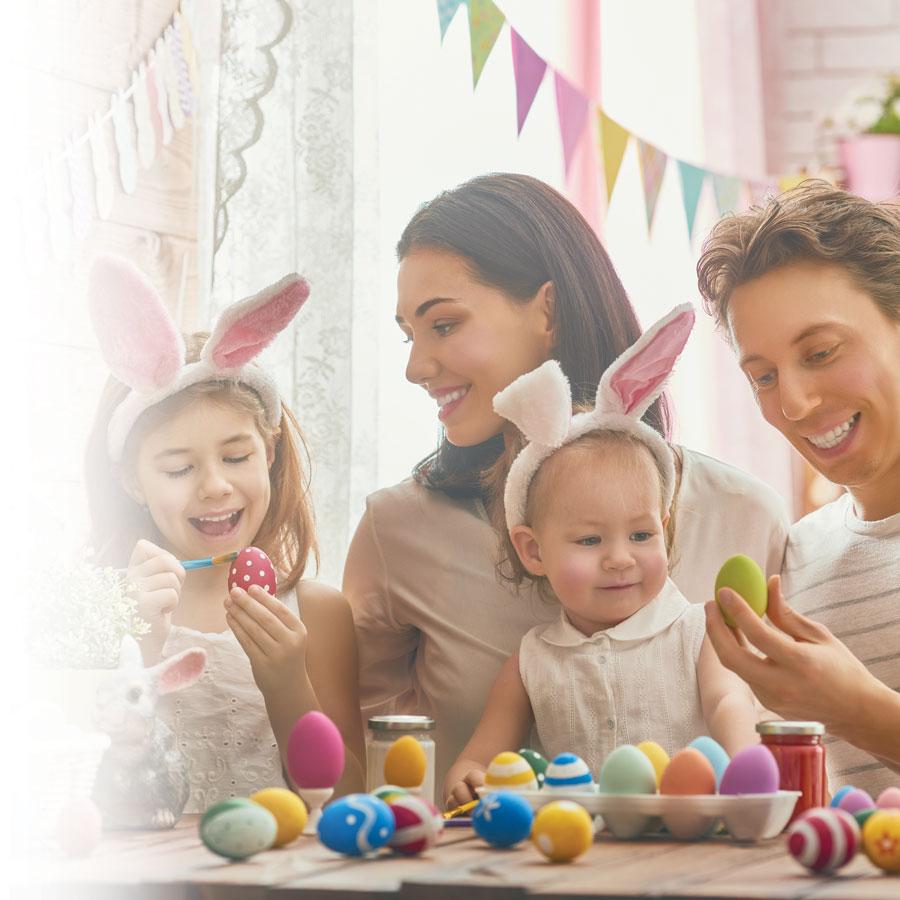 Pâques : nos suggestions pour des photos originales