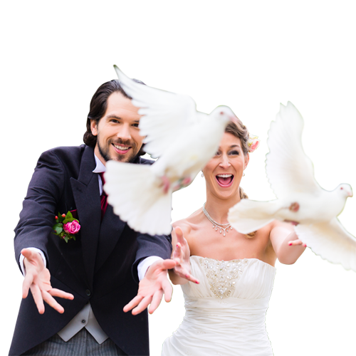 Wedding photos: Tips for guests