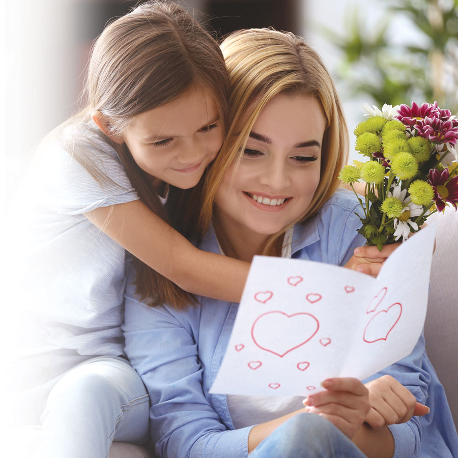 4 idées-cadeaux pour la fête des Mères