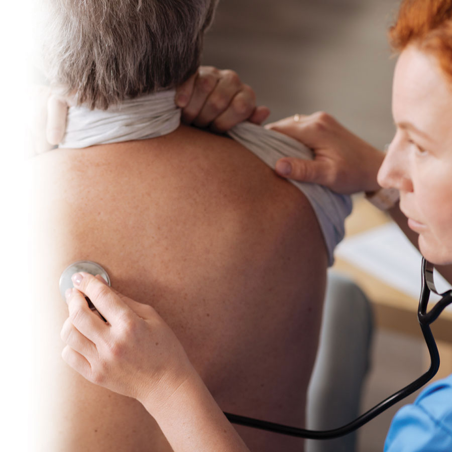 Coping with Chronic Obstructive Pulmonary Disease (COPD)