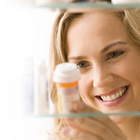 Store your medication optimally