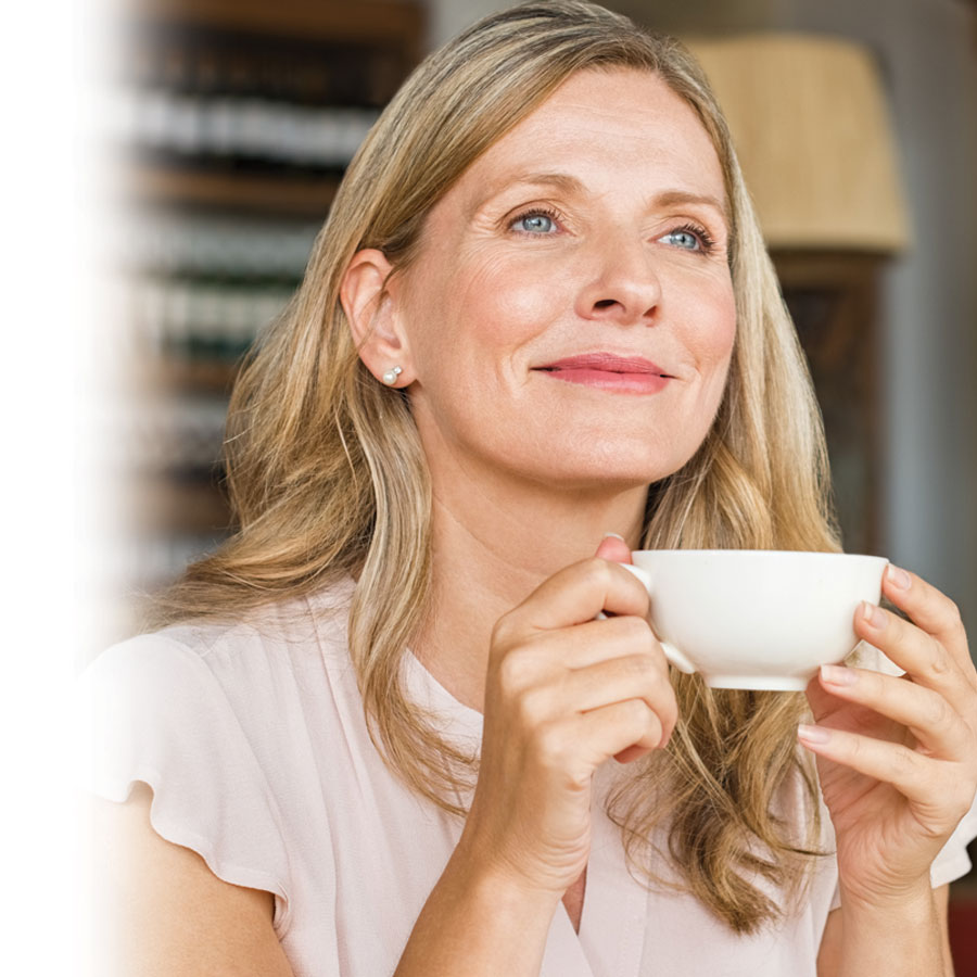 Promote a smooth transition into menopause
