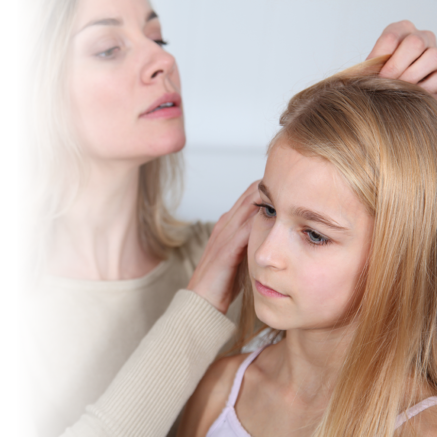 Win the battle against head lice