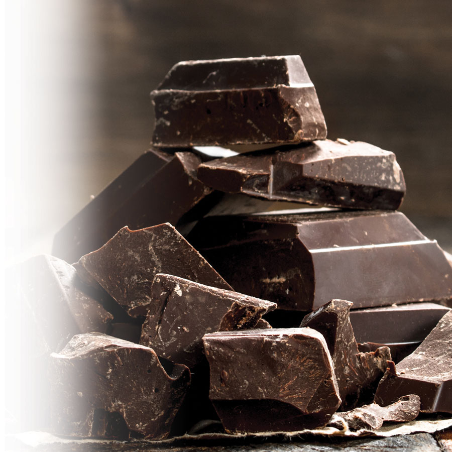Is chocolate a health food?
