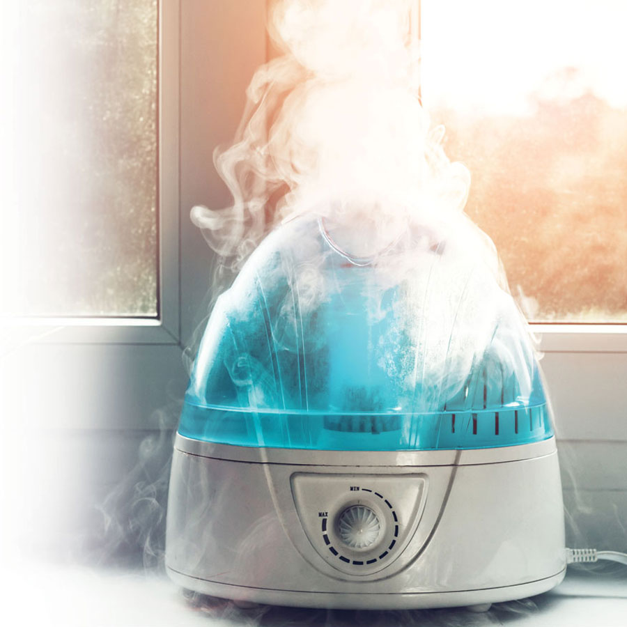 Why you should use a humidifier during the winter