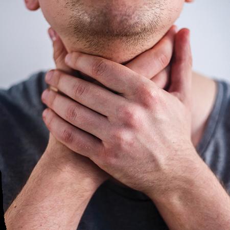 Le mal de gorge: comment le soulager