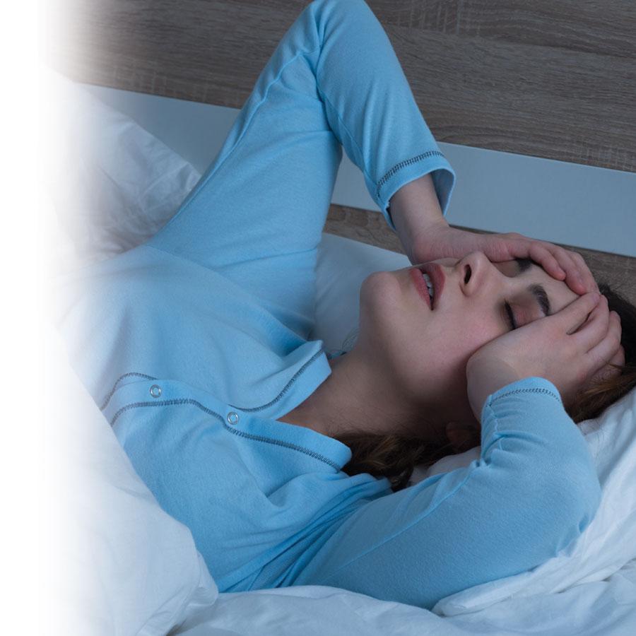 Quand la douleur nuit à votre sommeil