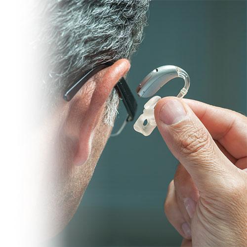 Bien vivre avec une prothèse auditive