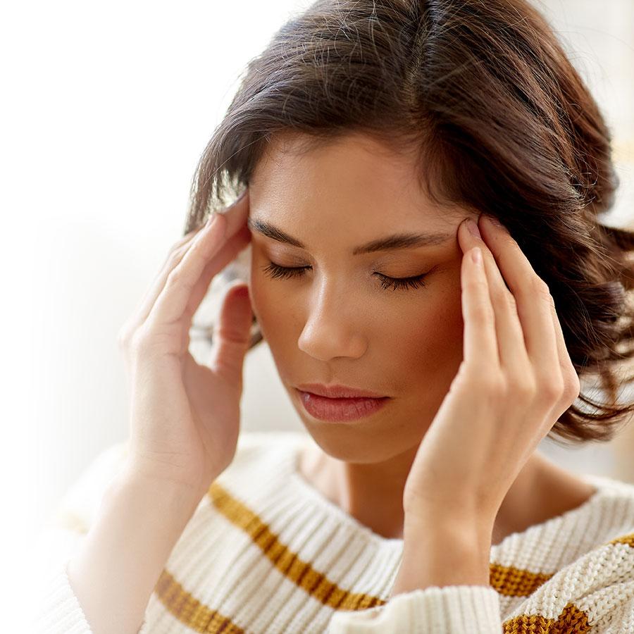 Five tips to ease a headache