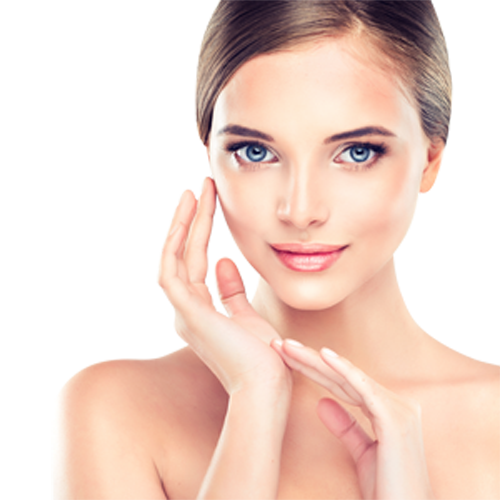 Aim for radiant skin without spots