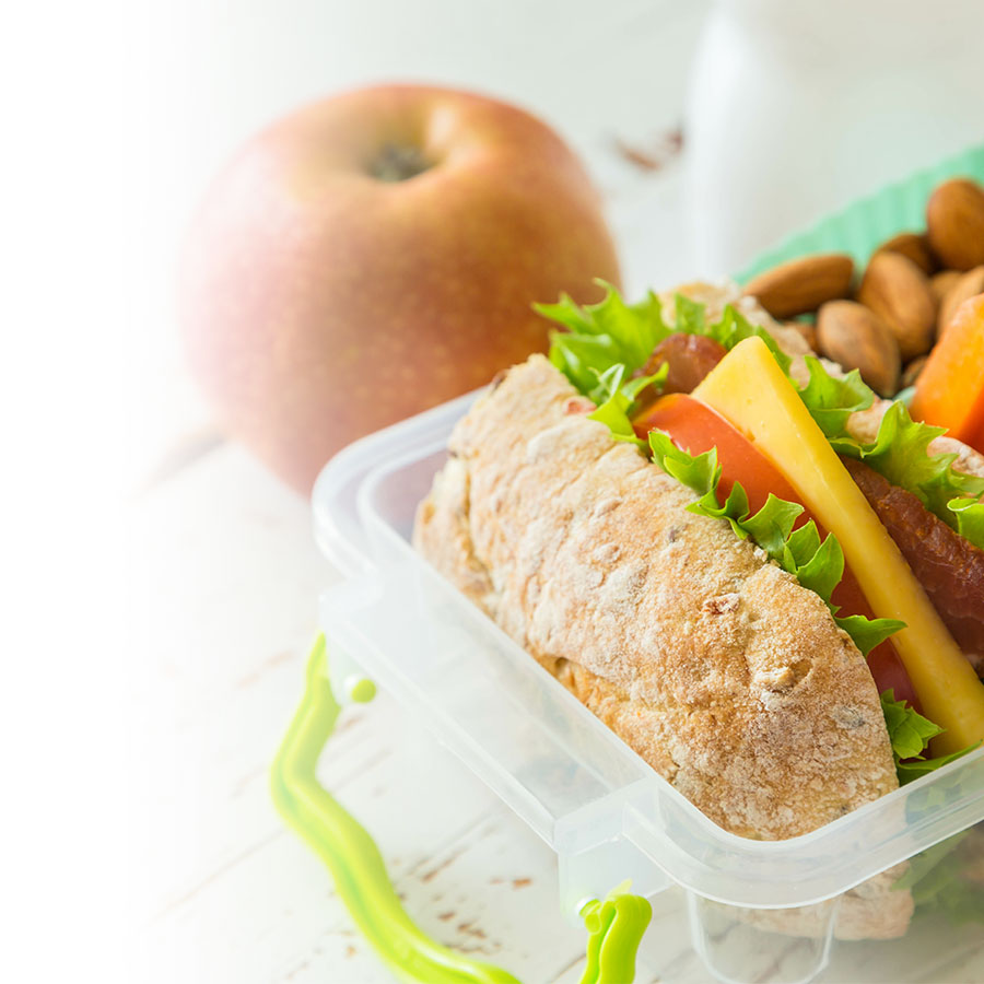 Your child's lunch box: for a healthy start of the school year!