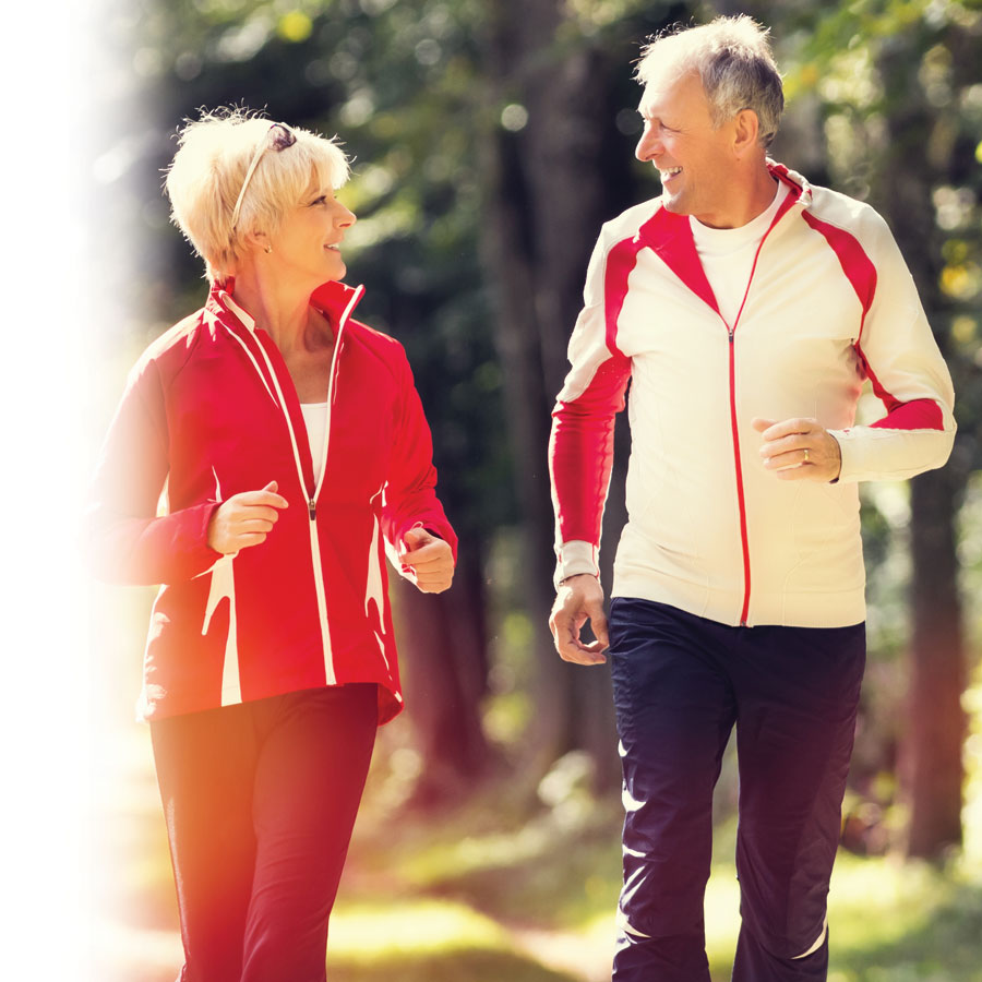 Maintaining physical activity despite osteoarthritis