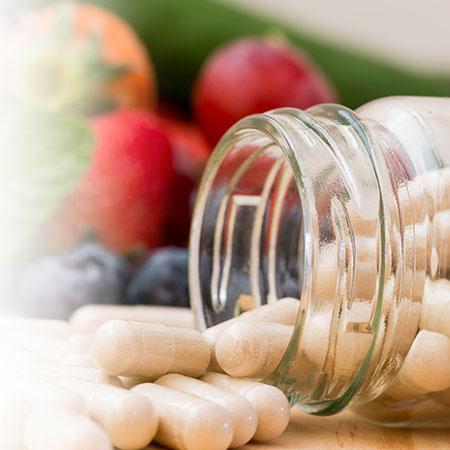 Vitamin supplements for the fall
