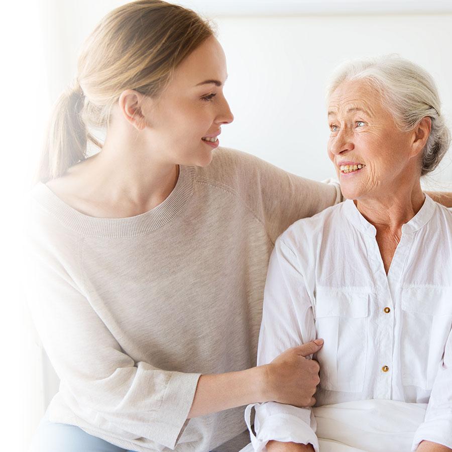 Comment vivre avec un proche atteint de la maladie d'Alzheimer?