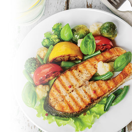 Omega-3 fatty acids: a great addition to a healthy diet!