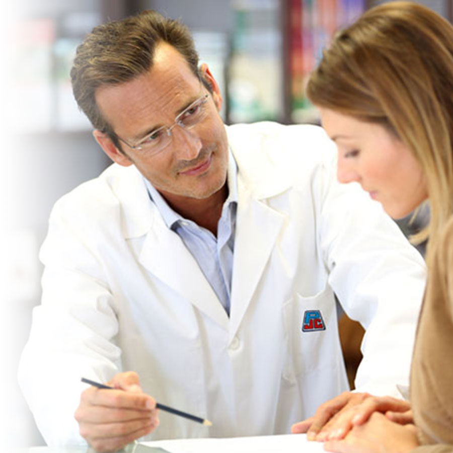 How to best prepare for a consultation with your pharmacist