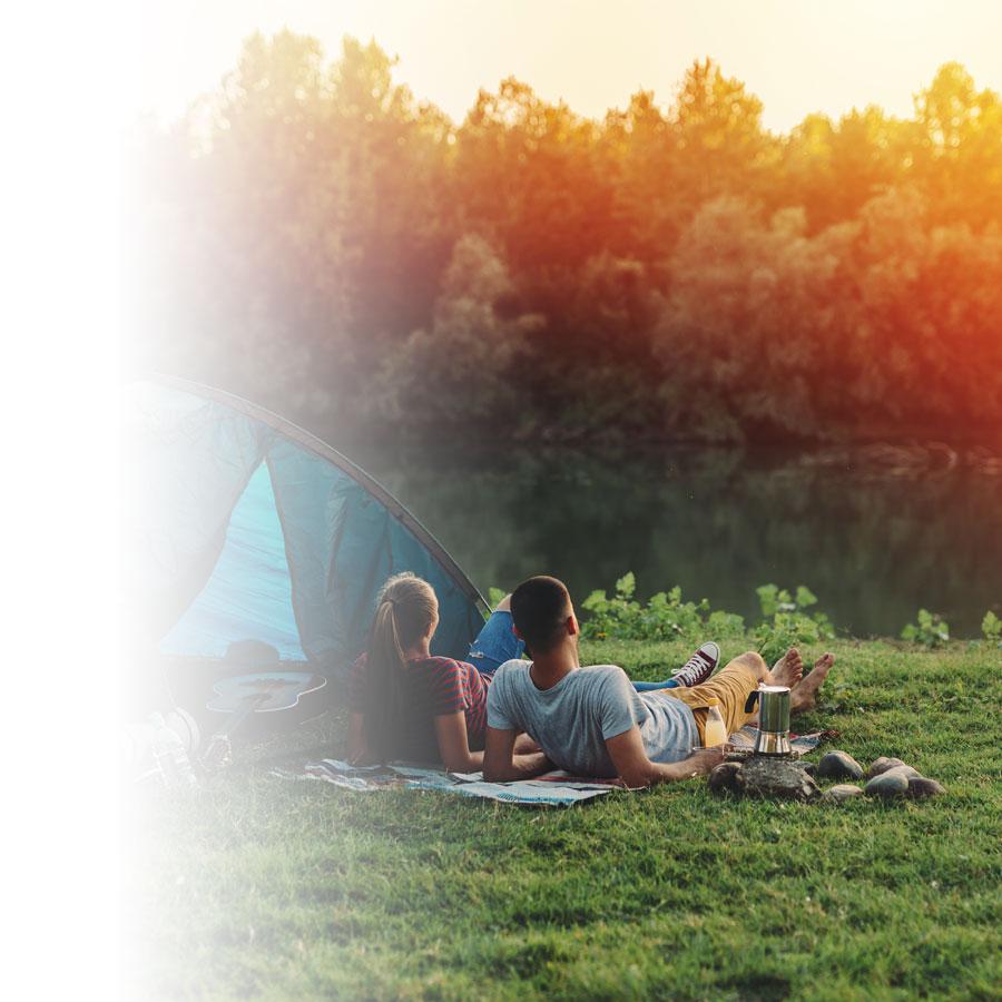Bien se préparer pour le camping ou le camp de jour