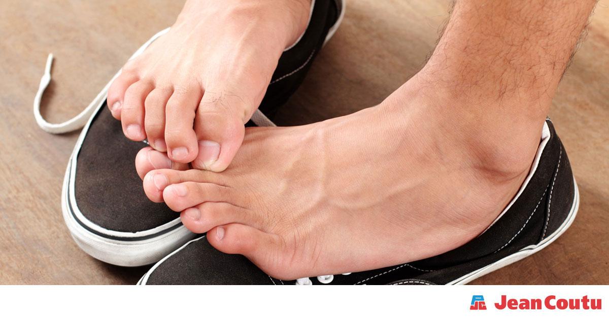 Comment prévenir et enlever les odeurs de pieds | Jean Coutu