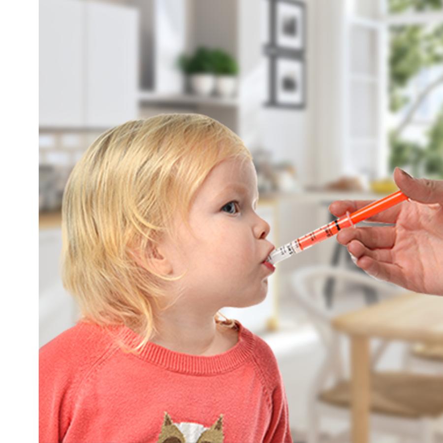 Le dosage des médicaments chez les enfants