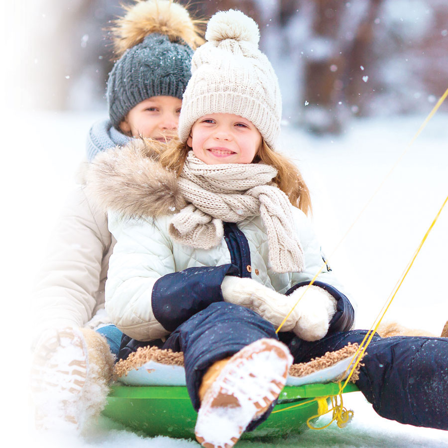 A few myths about children's health in winter