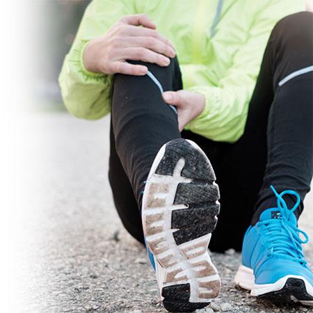 Les blessures sportives: prévention et traitement
