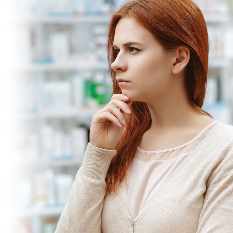 L'emploi sécuritaire des médicaments en vente libre