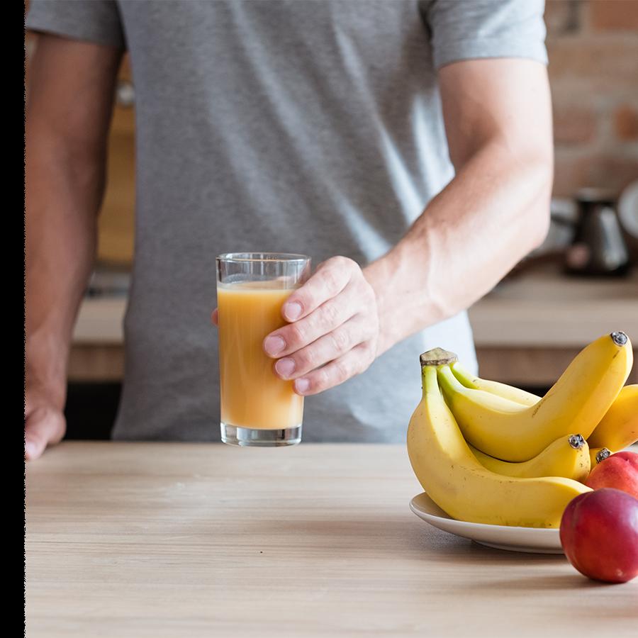Les vitamines et les minéraux au masculin
