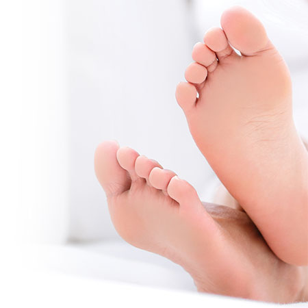 How to take good care of your feet