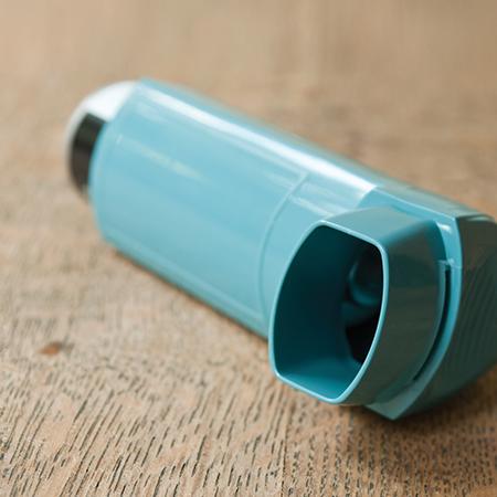Vivre avec l'asthme