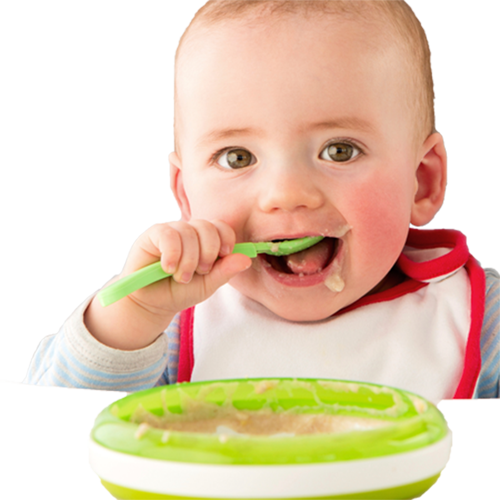 The importance of a balanced diet for babies