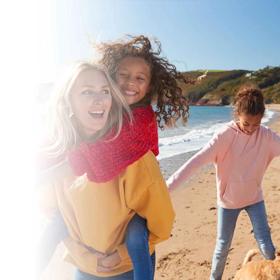 Stress during summer holidays?