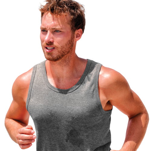 Prevent workout-related skin problems