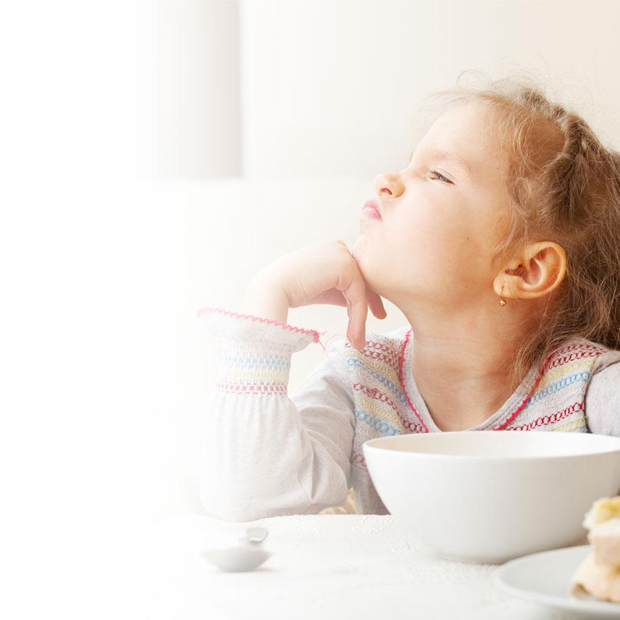 Conseils pour parents d'enfants difficiles ou en manque d'appétit