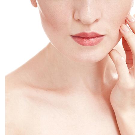 La rosacée: lorsque la peau réagit et rougit