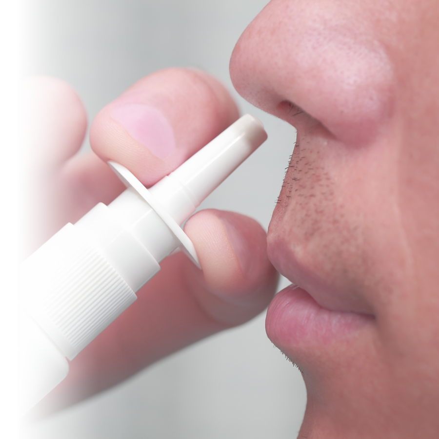 Alleviating dry nose