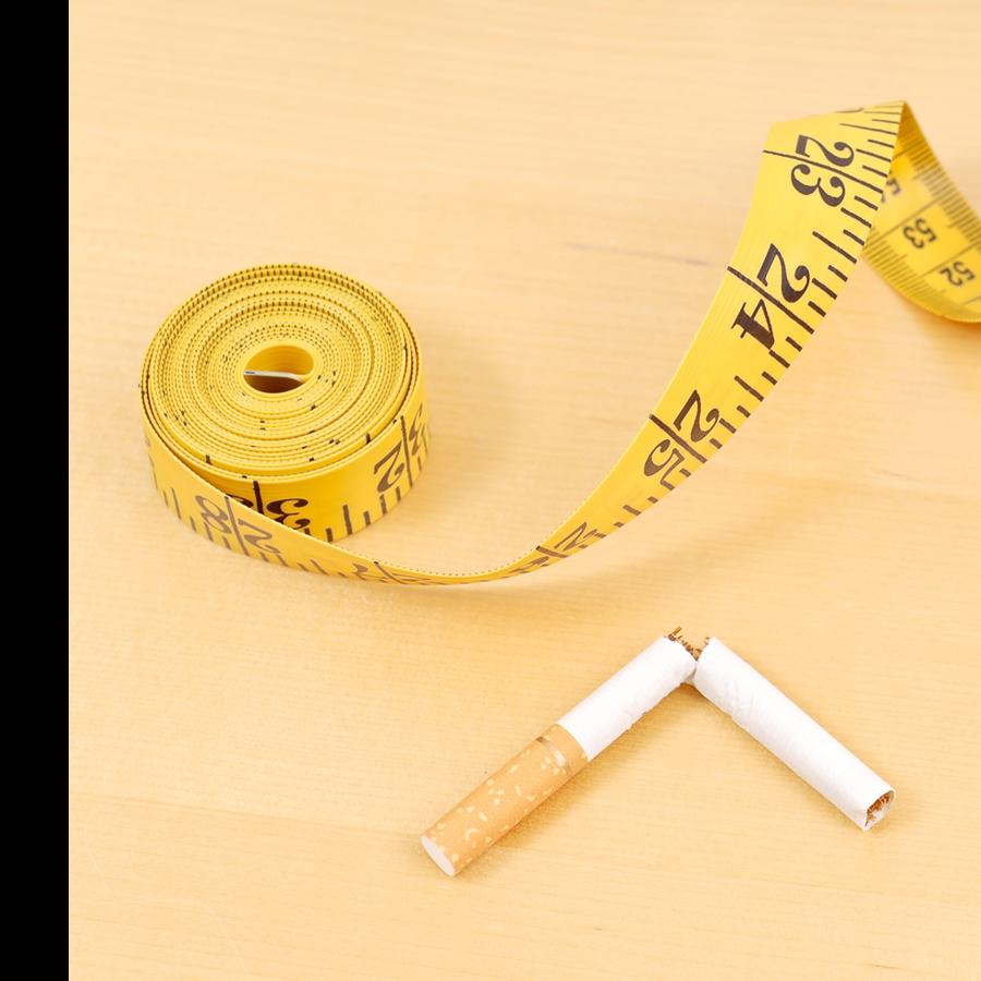 Cesser de fumer sans prendre de poids?