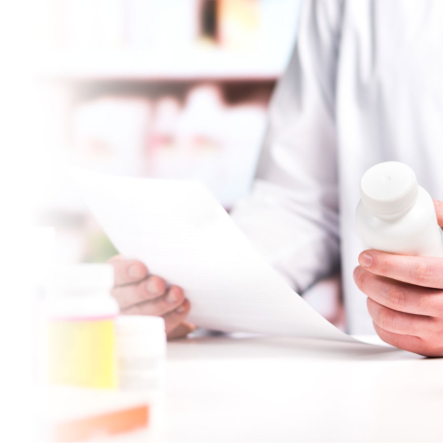 Le coronavirus et le service de médicaments limité à 30 jours
